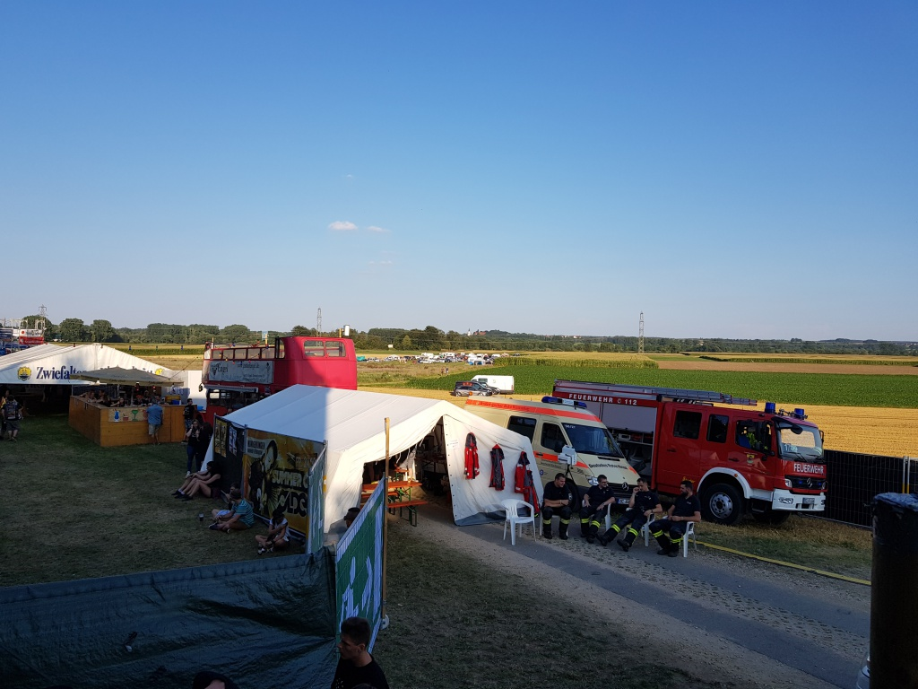 DRK beim 24. Altheimer Open-Air 2018