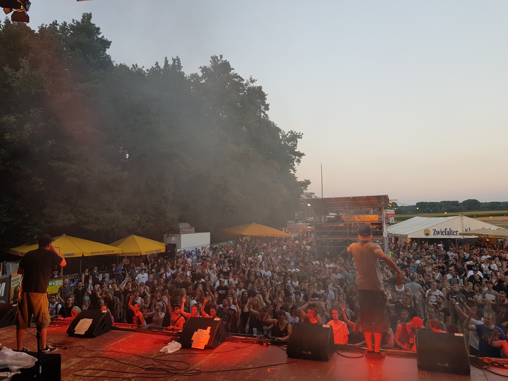 24. Altheimer Open-Air 2018