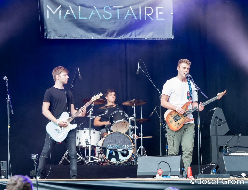 Malastaire beim 25. Altheimer Open-Air 2019 by Josef Grom