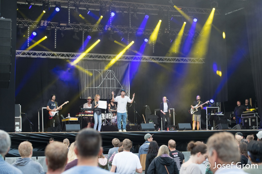 DLIA beim 25. Altheimer Open-Air 2019 by Josef Grom