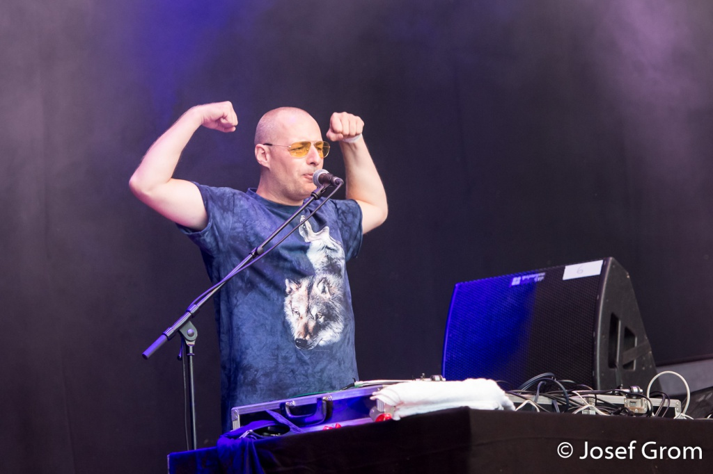 MC BRUDDAAL beim 25. Altheimer Open-Air 2019 by Josef Grom