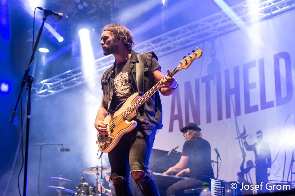 Antiheld beim 25. Altheimer Open-Air 2019 by Josef Grom