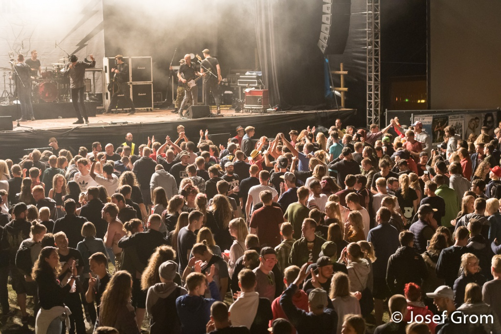 Sondaschule beim 25. Altheimer Open-Air 2019 by Josef Grom