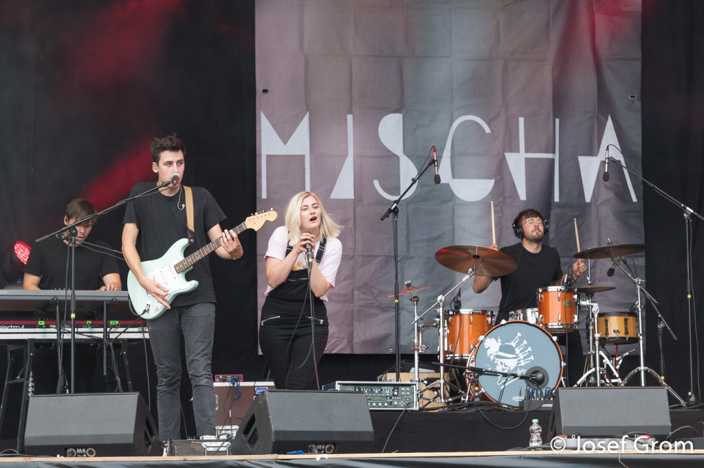 Mischa beim 25. Altheimer Open-Air 2019 by Josef Grom