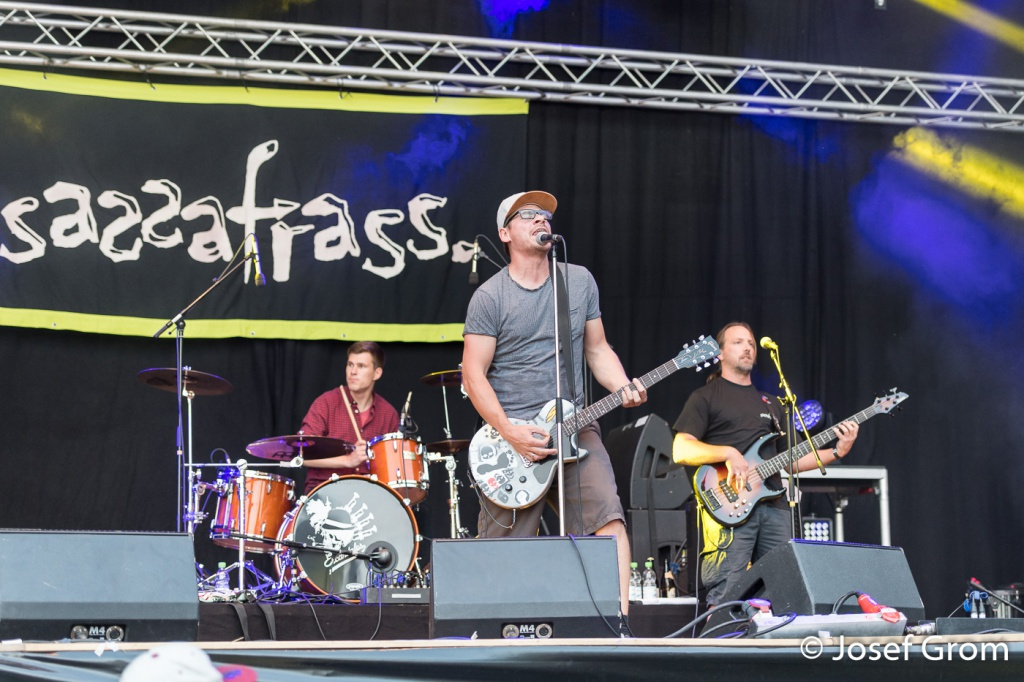 sassafrass. beim 25. Altheimer Open-Air 2019 by Josef Grom