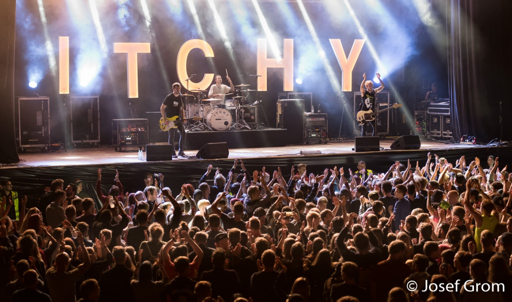 Itchy beim 25. Altheimer Open-Air 2019 by Josef Grom
