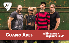 Guano Apes beim 26. Altheimer Open-Air
